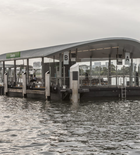 Cabarita Ferry Wharf Upgrade